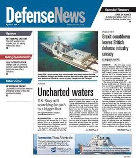 <i>Defense News</i>
