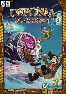 Deponia Doomsday - Wikipedia