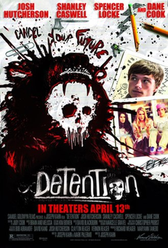 Detention (2011 film) - Theatrical release poster