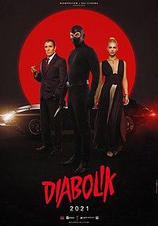 <i>Diabolik</i> (2021 film) upcoming Italian action crime film