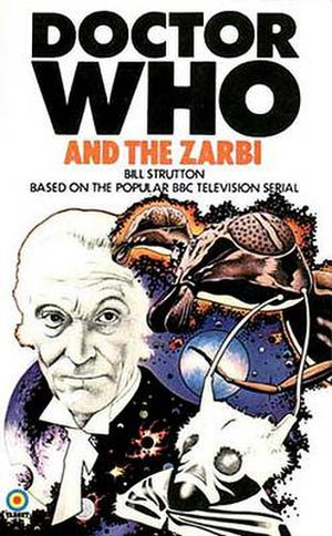 The Web Planet - Image: Doctor Who and the Zarbi