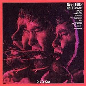 Don Ellis at Fillmore - Image: Don Ellis at Fillmore