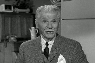 Donald Foster (actor) - Foster in Hazel, ca. 1961