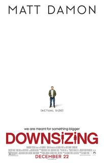 <i>Downsizing</i> (film) 2017 film by Alexander Payne