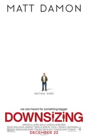 Downsizing (2017 film) - Image: Downsizing