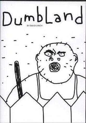 "DumbLand - Cover of the DVD release of DumbLand depicting the adult male character, ""Randy""."