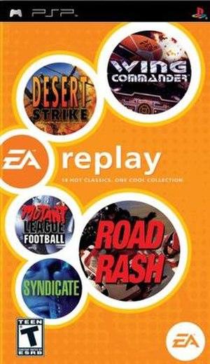 EA Replay - Image: EA REPLAY