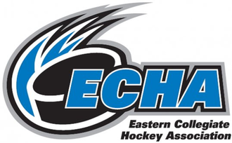 Eastern Collegiate Hockey Association - Image: Echalogo