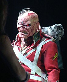 cdcce490bc79 Eddie (mascot) - Wikipedia