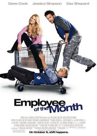 Employee of the Month (2006 film) - Image: Eotm poster