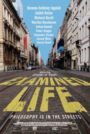 Examined Life - Theatrical release poster