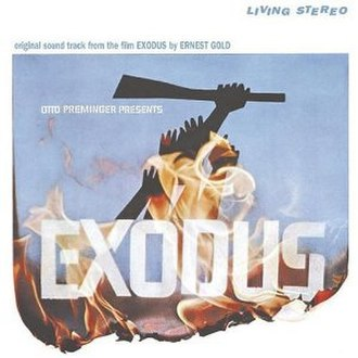 Exodus (soundtrack) - Image: Exodus (soundtrack)