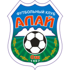 FC Alay - Image: FK Alay Osh Logo