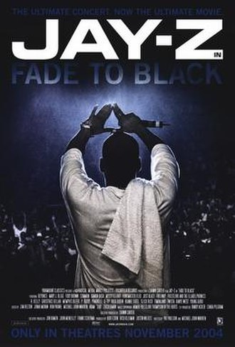 Fade to Black (2004 film) - Theatrical release poster