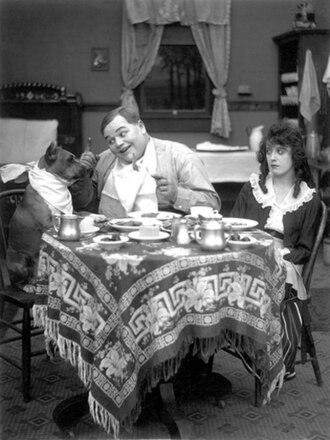 Fatty and Mabel Adrift - Scene from Fatty and Mabel Adrift