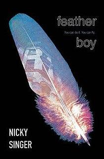 <i>Feather Boy</i> novel by Nicky Singer
