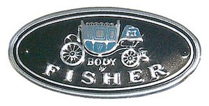 Fisher Body - 1960s logo