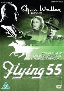 <i>Flying Fifty-Five</i> 1939 film by Reginald Denham