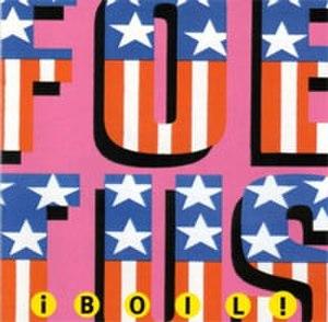 Boil (album) - Image: Foetus Boil