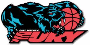 Fort Wayne Fury - Image: Fort Wayne Fury logo