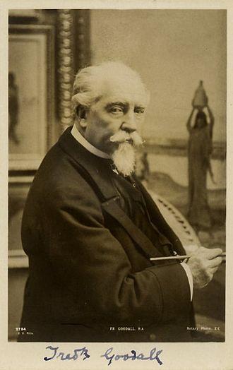 Frederick Goodall - Image: Frederick goodall