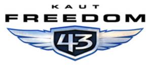 KAUT-TV - Image: Freedom 43 logo
