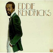 Front cover of Eddie Kendricks' self titled album, Tamla, 1973 .jpg