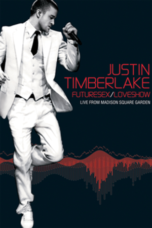 FutureSex/LoveShow: Live from Madison Square Garden - Image: Future Sex Love Show Live from Madison Square Garden