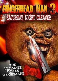 <i>Gingerdead Man 3: Saturday Night Cleaver</i> 2011 film by William Butler