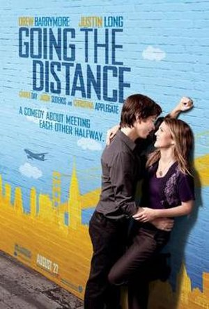 Going the Distance (2010 film) - Theatrical release poster