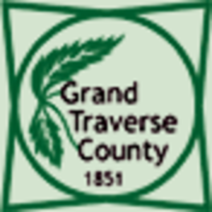 Grand Traverse County, Michigan - Image: Grand traverse logo