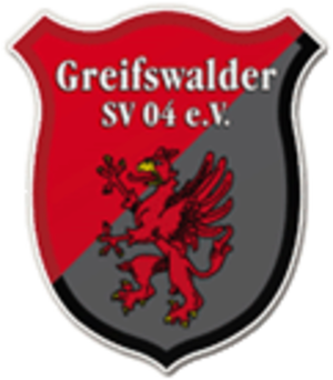 Greifswalder SV 04 - Image: Greifswalder SV