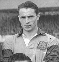 Grenville Hair in his Leeds United playing days