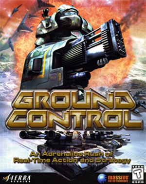 Ground Control (video game) - Image: Ground Control Coverart
