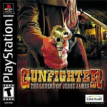 Gunfighter The Legend of Jesse James cover.jpg
