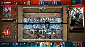 Gwent: The Witcher Card Game - In-game screenshot