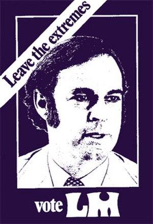 Liberal Movement (Australia) - Image: Hall LM
