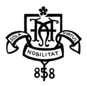 Hamilton Academy - Image: Hamilton Academy Badge 3JPEG