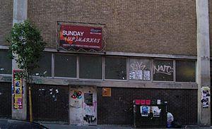 Hanbury Street - Image: Hanbury North