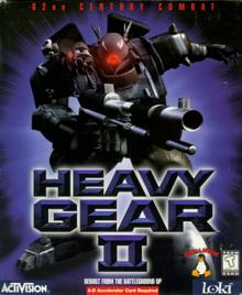 Heavy Gear II - Wikipedia
