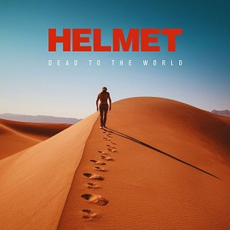 Dead to the World (album) - Image: Helmet dead to the world cover