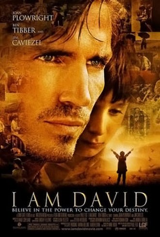 I Am David (film) - Theatrical release poster