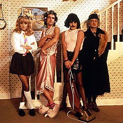 i want to break free freddie