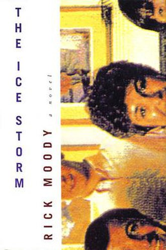The Ice Storm - First edition cover