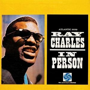 Ray Charles in Person - Image: In Person Ray Charles