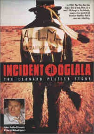 Incident at Oglala - Theatrical release poster