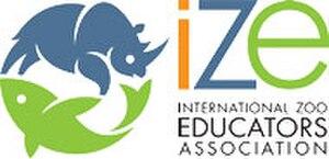 International Zoo Educators Association - Image: International Zoo Educators Association (logo)