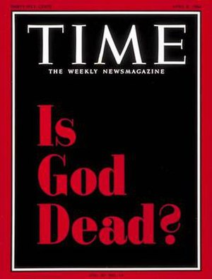 April 8, 1966, cover of Time magazine