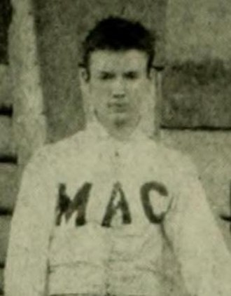 1892 Maryland Aggies football team - J. G. Bannon
