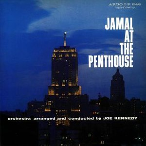 Jamal at the Penthouse - Image: Jamal at the Penthouse